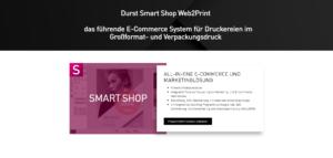 Durst Smart Shop Integration LP